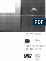 Geometria Moderna 1