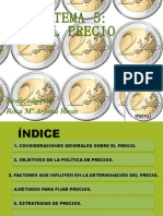 Tema5-El Precio-rosa Arjona Rivas