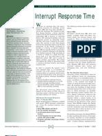 GHS Minimixe Interrupt 031405