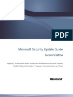 Microsoft Security Update Guide Second Edition