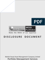 MOAMC PMS Disclosure Document 7.11.10