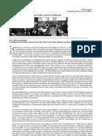 La détention de DSK, un échec pour la défense
