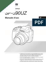 SP-590 Manual IT