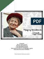 Liceo F. D'Assisi - La poesia di Wislawa Szymborska