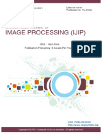 International Journal of Image Processing (IJIP) Volume 5 Issue 1