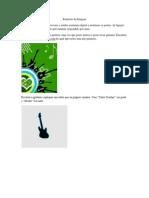 Relatório da assinatura digital