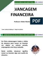 Alavancagem Financeira - AFO