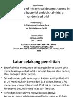 jurnal endoftalmitis