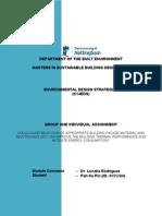 Submission Environmental Design Strategies K14EDS PKP V3.0