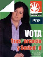 Programa Electoral PA