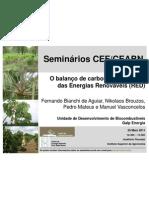 Seminário de Fernando Bianchi de Aguiar
