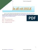 [Huong Dan Tieng Viet] Cac Van de Voi DSLK