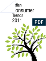 India Consumer Trends 2011