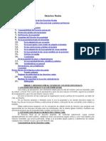 Apunte de Derecho Civil IV- Reales.