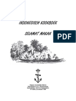 Indonesisch Marine Kookboek