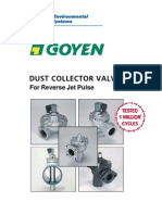 Dust Collector Valves