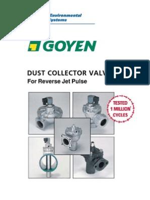 Dust Collector Valves | Valve | Pipe (Fluid Conveyance)