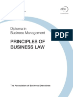 13 Principles of Business Law Txt