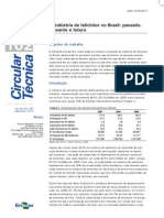 A Industria de Alimentos No Brasil