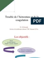 Semio-Trouble-Hemostase Berrady 2eme - Copie