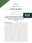 Lengua y Literatura 3º año Polimodal