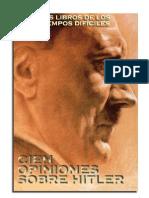 100 Opiniones de Hitler