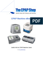 The CPAP Shop - CPAP Machine Ebook