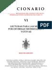 Leccionario VI - Diversas Necesidades y Votivas
