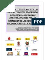 Protocolo Coordinacion Violencia Domestica
