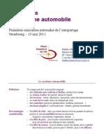 Les limites du système automobile - Frédéric-Héran