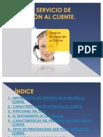 Tema 9- Servicio de Atencion Al Cliente - Carmen Aguilar Gutierrez