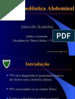 Ppt Propedeutica Abdominal