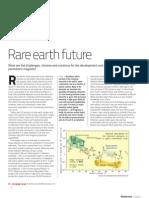 Electron Energy - Rare Earth Future