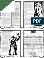 Vampire - Dark Ages - Character Sheet - Cappadocius