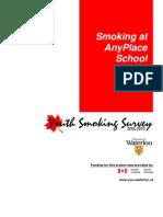 Foundational 7a Youth Smoking Survey Feedback Report Manske Leather Dale