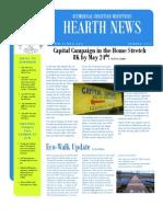 ECM Newsletter Summer 2011