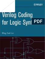 Verilog hdl: a guide to digital design and synthesis: palnitkar.