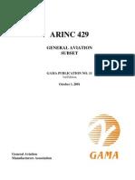 GAMA Publication 11 GA429 October 2001