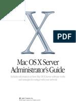 Xserver Administrator's Guide