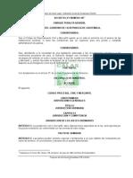 Codigo Procesal Civil y Mercantil Decreto Ley 107