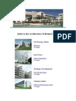 Obras de Richard Meier