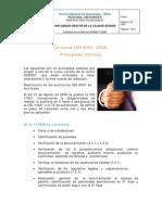 Cambios en La Norma ISO9001 Version 2008