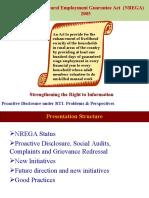 NREGA Presentation