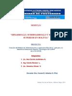 PROYECTO LEGISLACIÓN EDUCATIVA 2