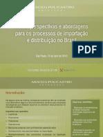 Novas Perspectivas e Abordagens Para Os Processos de Importacao e Distribuicao No Brasil