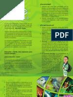 Programa de Educación Más Verde