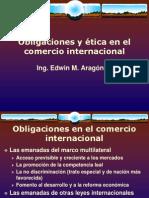 La ética y el comercio internacional
