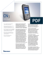 CN3 Data Sheet