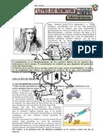 Las Fuerzas y Las Leyes de Newton