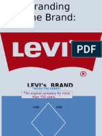 Levi's Brand Equity